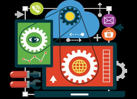 software development service image